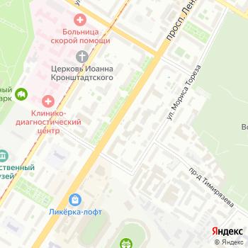 Алеан на Яндекс.Картах