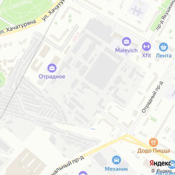 Спецэнерготехника на Яндекс.Картах