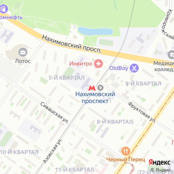 Российская правовая академия Министерства юстиции РФ на Яндекс.Картах