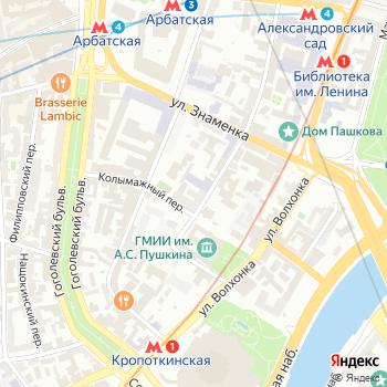 Concord M на Яндекс.Картах