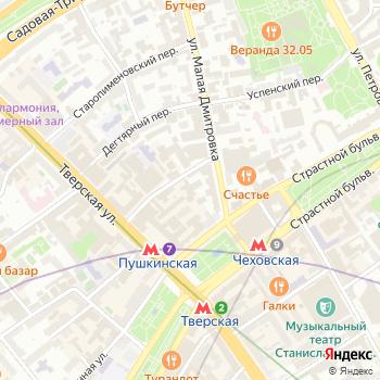 Орион Экспресс на Яндекс.Картах