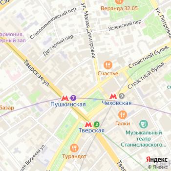 Палладин на Яндекс.Картах