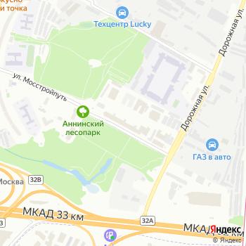 ШТИЛЛ Форклифттракс на Яндекс.Картах