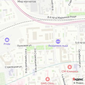 Диасофт на Яндекс.Картах