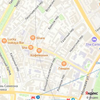 Стабильная линия на Яндекс.Картах