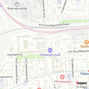 АСК-ГРУПП на Яндекс.Картах