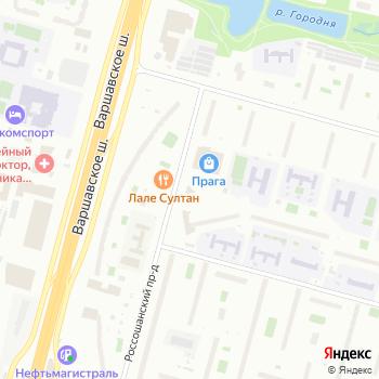 Минутка на Яндекс.Картах