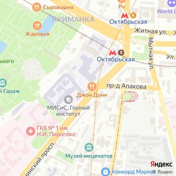 Документ.ру на Яндекс.Картах