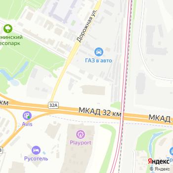 МАН Трак энд Бас РУС на Яндекс.Картах