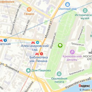 КОПИРУС на Яндекс.Картах