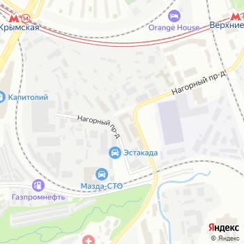 КАО-Аудит на Яндекс.Картах
