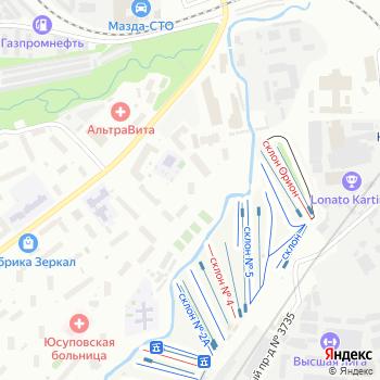 Ремстромналадка на Яндекс.Картах