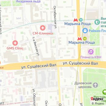 Гифтман на Яндекс.Картах
