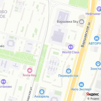 Санверс на Яндекс.Картах