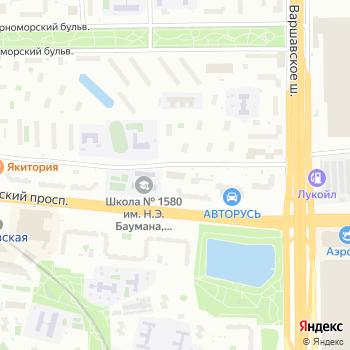 Почта с индексом 117639 на Яндекс.Картах