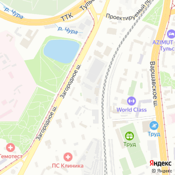 СП Экспресс на Яндекс.Картах