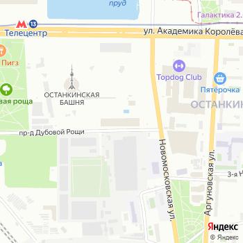 МРЦ на Яндекс.Картах