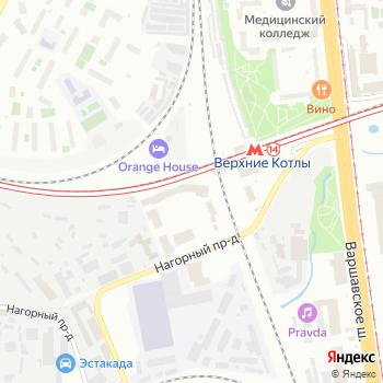 Евросервис на Яндекс.Картах