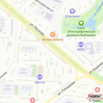 Уход за больными на Яндекс.Картах