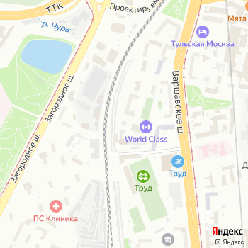 Райдо на Яндекс.Картах