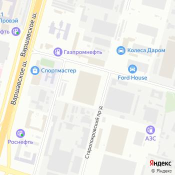 Промфлексография на Яндекс.Картах