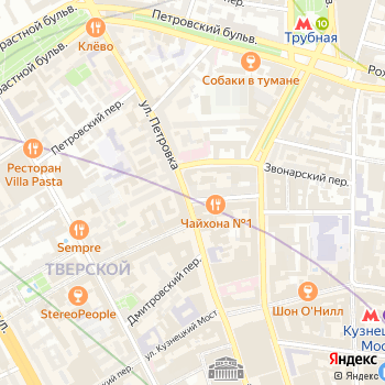 Металлформ на Яндекс.Картах