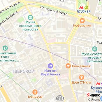 Эритаж на Яндекс.Картах