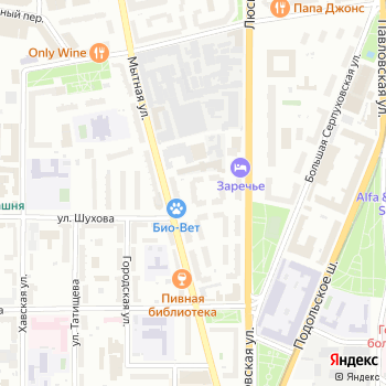 Ателье на Мытной на Яндекс.Картах