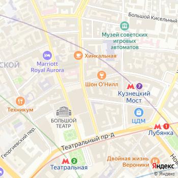 Элит-тур на Яндекс.Картах