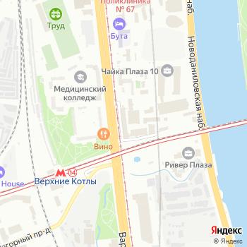 Гарантпост-Курьер на Яндекс.Картах