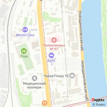 САТО на Яндекс.Картах