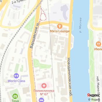 City Express на Яндекс.Картах