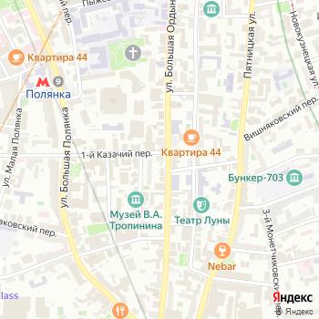 Газметаллпроект на Яндекс.Картах