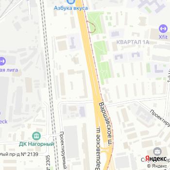 Kinopoisk.ru на Яндекс.Картах