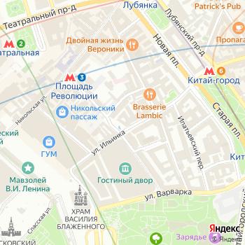 Почта с индексом 109289 на Яндекс.Картах