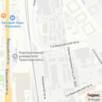 Диалекс на Яндекс.Картах