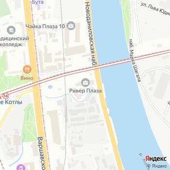 Перекрёсток мобильной связи на Яндекс.Картах