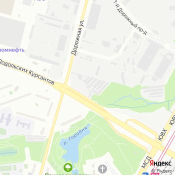 Хищник на Яндекс.Картах