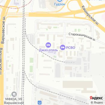 Средняя общеобразовательная школа №1073 с углубленным изучением отдельных предметов на Яндекс.Картах