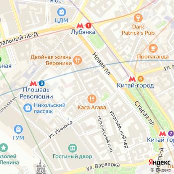 Синий Кот на Яндекс.Картах
