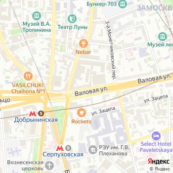 Репит Трэвел на Яндекс.Картах