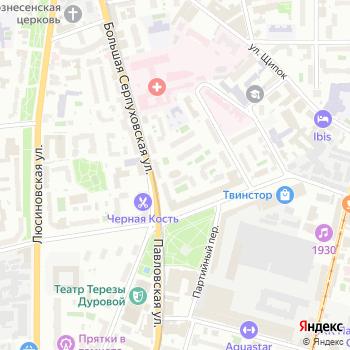 Любимый Край на Яндекс.Картах