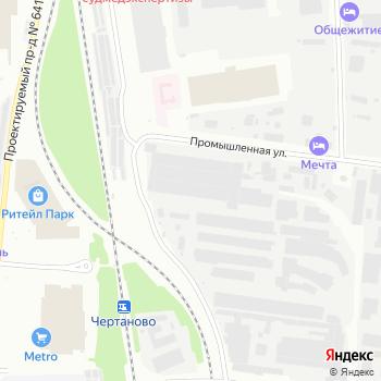 Первая строительная компания на Яндекс.Картах