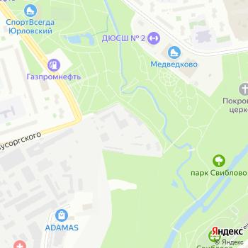 Сен-Гобен Строительная Продукция Рус на Яндекс.Картах