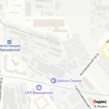 Неотрен на Яндекс.Картах