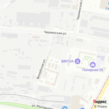 Три Авто на Яндекс.Картах