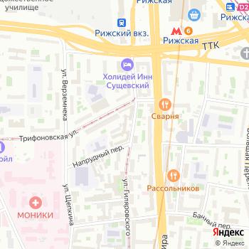 НИИ природных на Яндекс.Картах