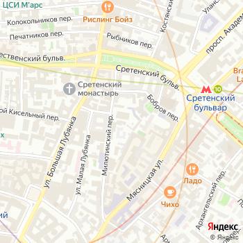 Департамент физической культуры и спорта г. Москвы на Яндекс.Картах
