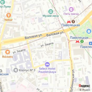 Helpmymac на Яндекс.Картах