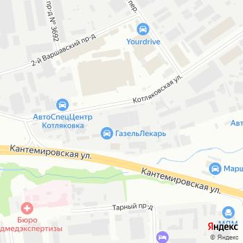 Диас-сервис на Яндекс.Картах